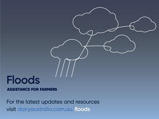 Dairy Australia response to flooding
