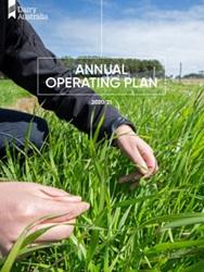Dairy Australia Annual Operating Plan 2020-21