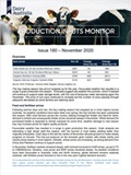 Production Inputs Monitor - Issue 180 report cover