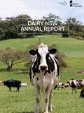 DairyNSW_Annual Report 2019-20 cover