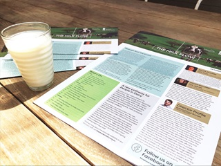 DairyNSW The Milkflow newsletter