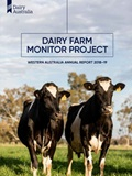 WA Dairy Farm Monitor Project Annual Report 2018-19