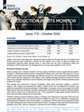 Production Inputs Monitor Issue 179 report cover
