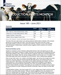 Production Inputs Monitor Issue 186 report cover