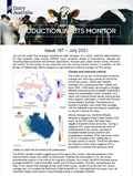 Production Inputs Monitor Issue 187 report cover