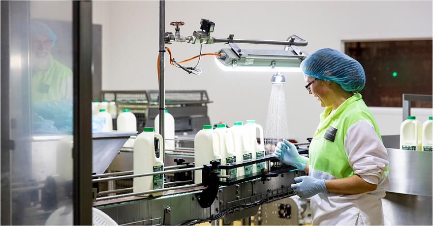 Milk scientist