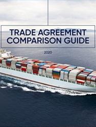 Trade Agreement Comparison Guide 2020