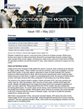 Production Inputs Monitor Issue 185 report cover