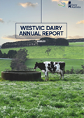 WestVic Dairy Annual Report 2020-21 thumbnail